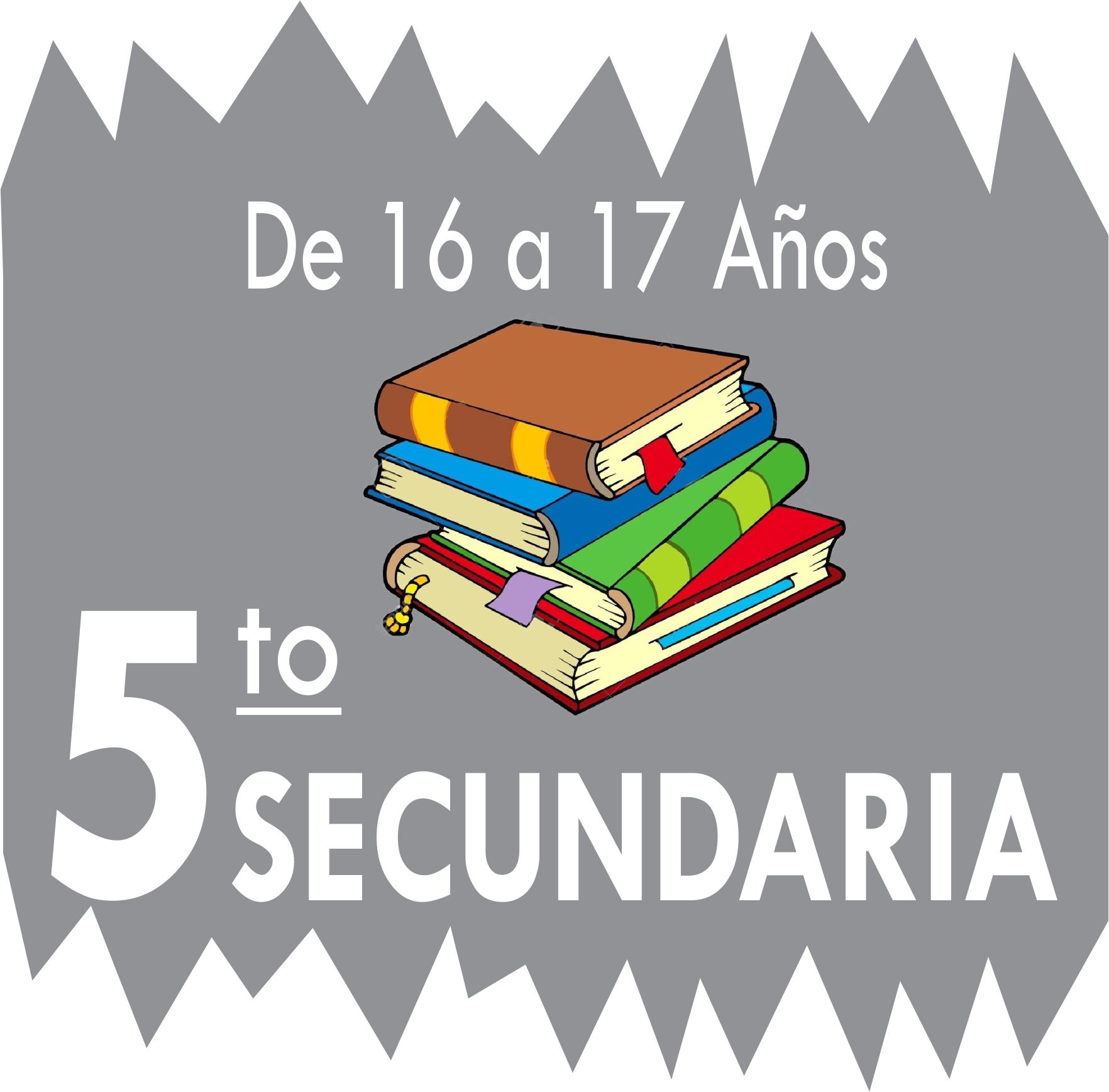Ejercicios de Matemática para Quinto de Secundaria