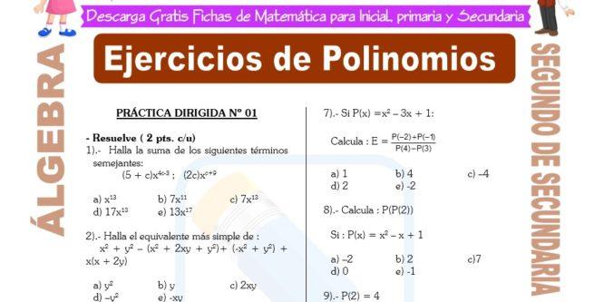Problemas De álgebra Para Segundo Grado Fichas Gratis