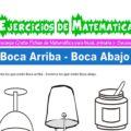 Actividades de Boca Arriba y Boca Abajo para Inicial de 4 Años
