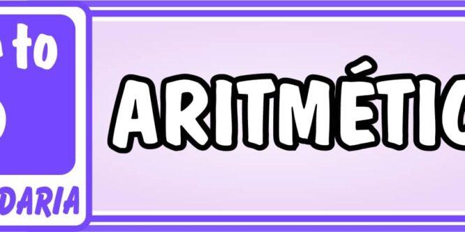 Quinto de Secundaria Aritmética - Ejercicios de Matemática