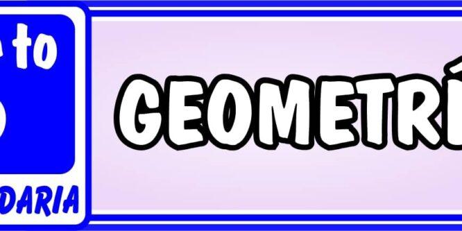 Quinto de Secundaria Geometría - Ejercicios de Matemática