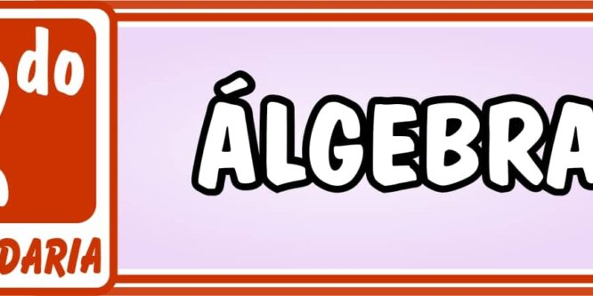 Segundo de Secundaria Álgebra - Ejercicios de Matemática
